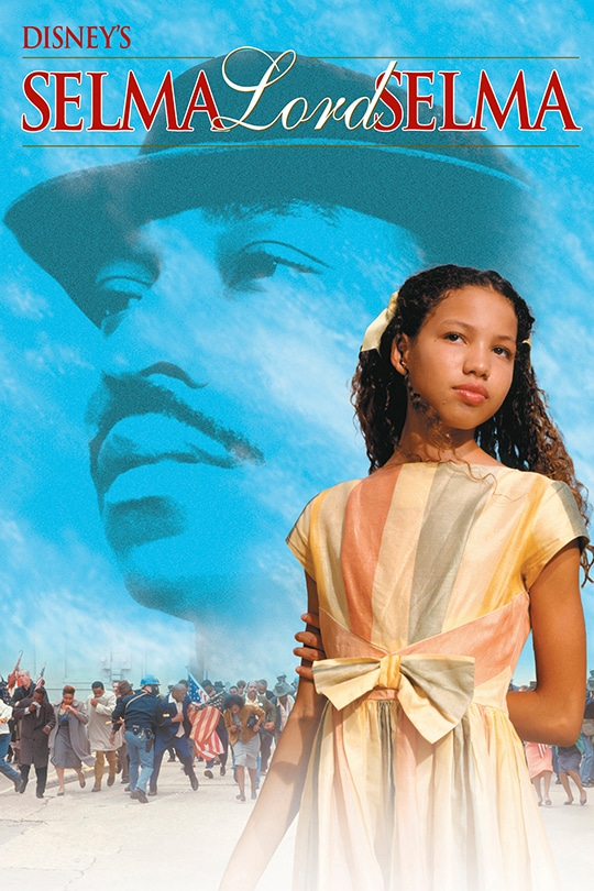 Selma, Lord, Selma movie poster
