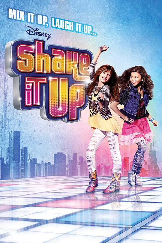 Mix It Up, Laugh It Up | Disney | Shake It Up poster