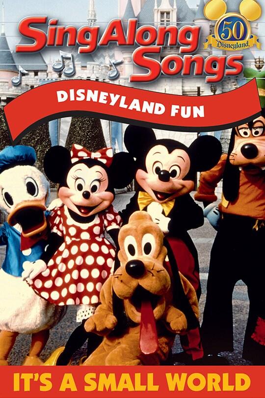Disney Sing-Along-Songs: Disneyland Fun Poster