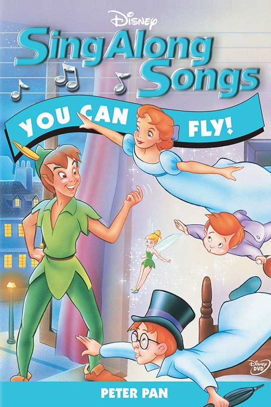 Sing Along Songs: Peter Pan -- You Can Fly! Movie Poster