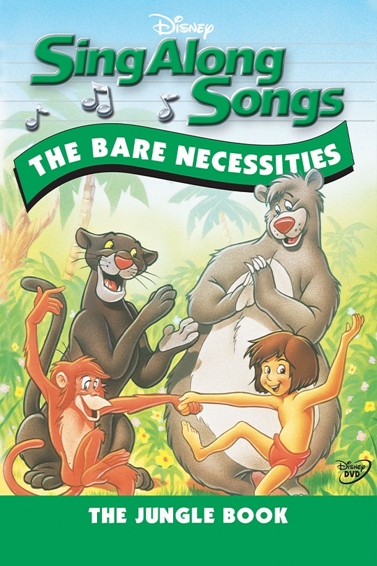 Sing Along Songs: The Jungle Book -- The Bare Necessities Movie Poster