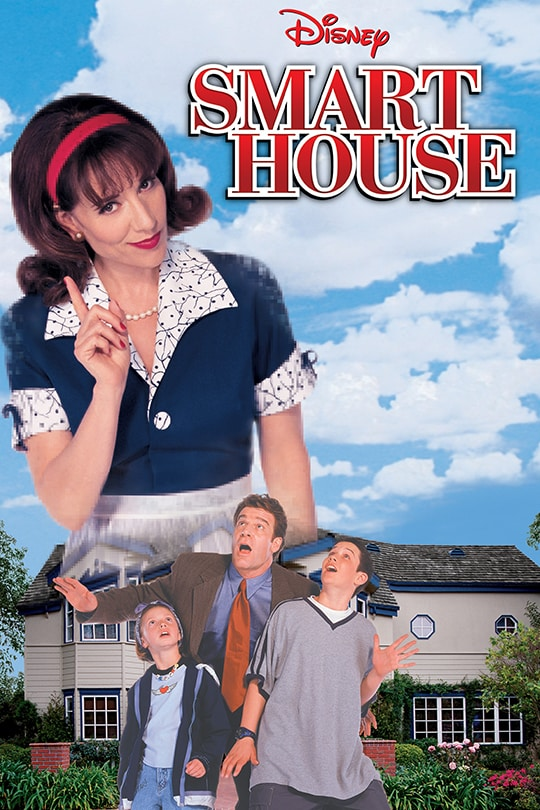 Smart House movie poster