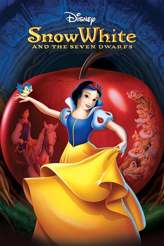 Disney's Snow White and the Seven Dwarfs poster