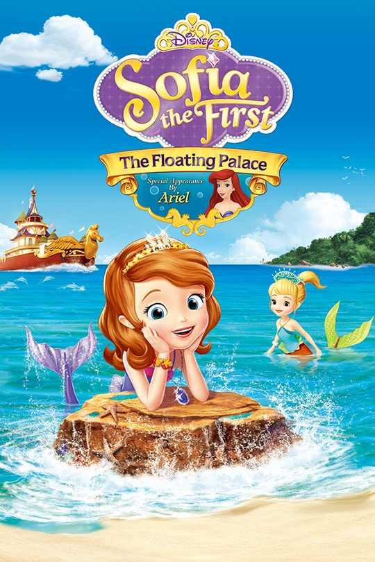 Sofia the First: The Floating Palace poster