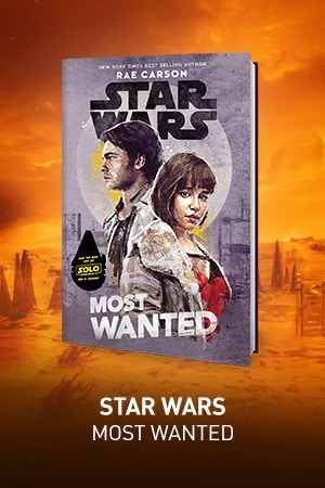 Star Wars : MOST WANTED