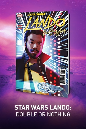 Star Wars: Lando - Double or Nothing