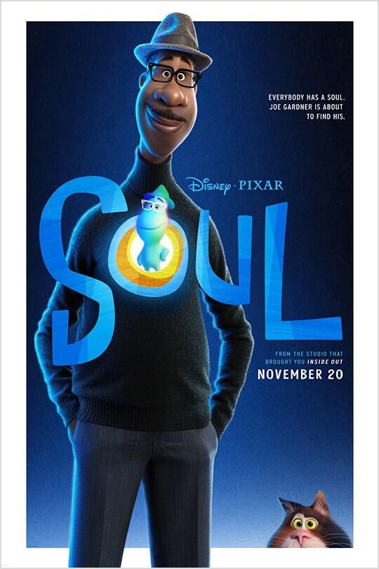 Disney Pixar - Soul - June 2020