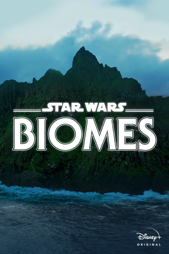 Star Wars Biomes poster
