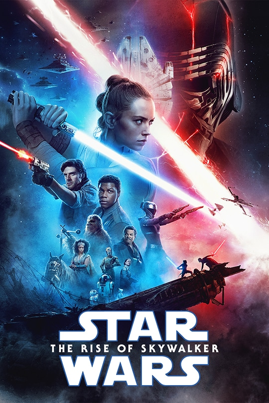 Star Wars: Episode IX The Rise of Skywalker