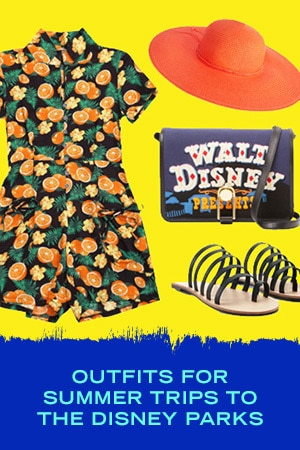 DISNEY STYLE OUTFITS TO GET YOU READY FOR SUMMER