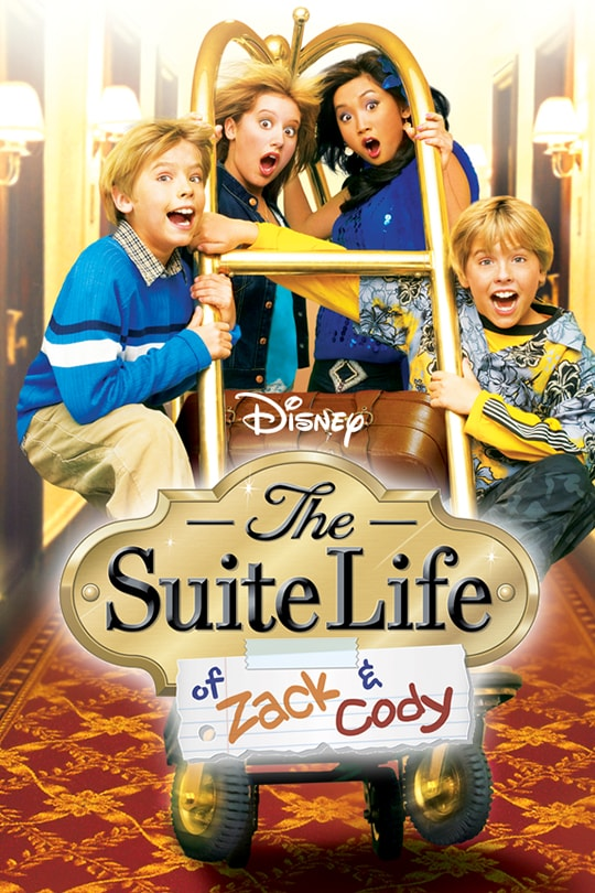 Disney | The Suite Life of Zack and Cody poster