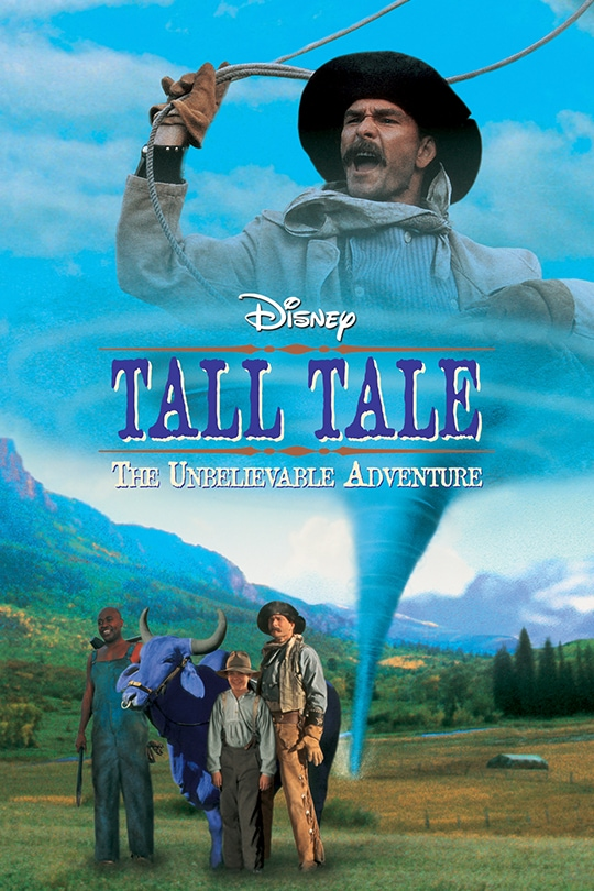 Tall Tale The Unbelievable Adventure poster