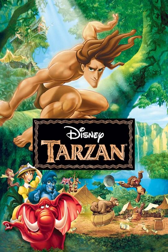 Disney | Tarzan poster