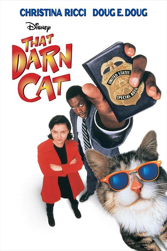 Christina Ricci | Doug E. Doug | That Darn Cat movie poster