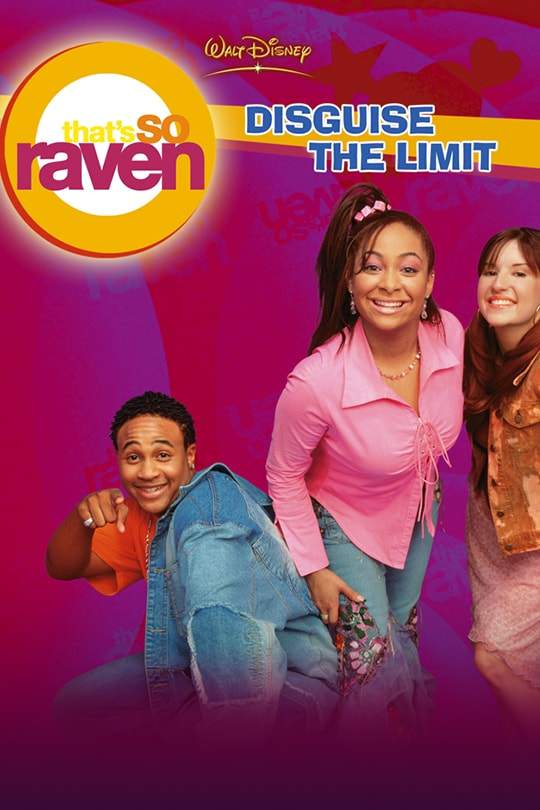 Walt Disney | That's So Raven | Disguise the Limit poster