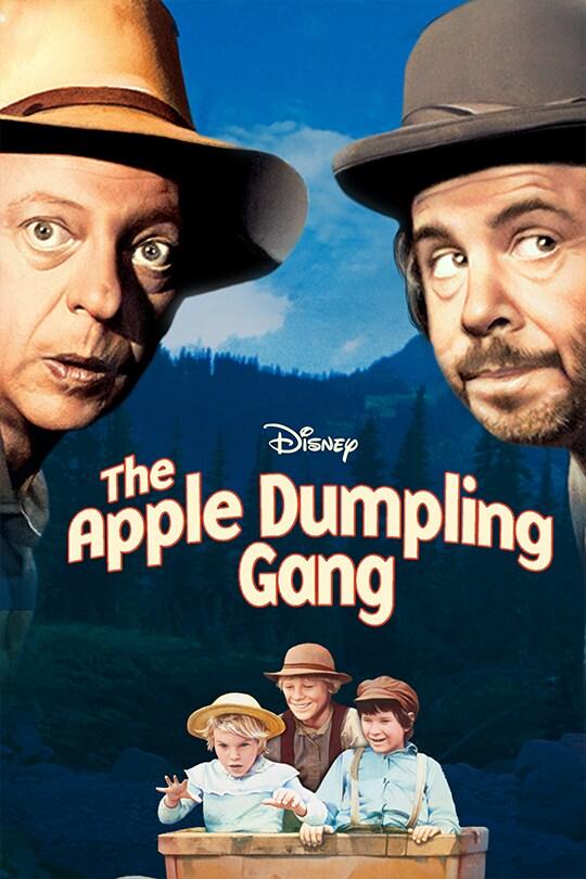 The Apple Dumpling Gang movie poster