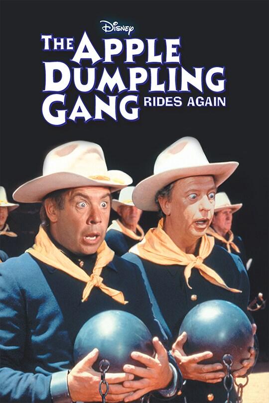Disney | The Apple Dumpling Gang Rides Again movie poster