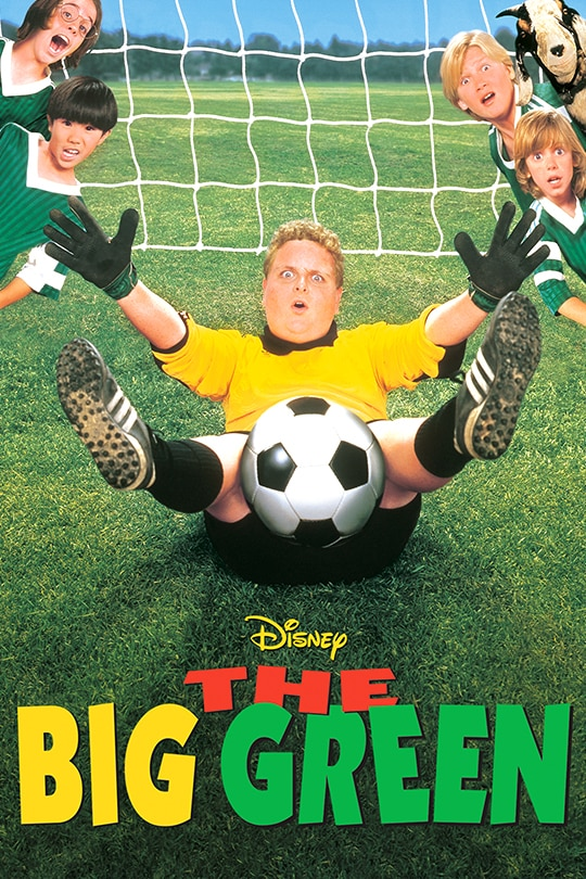 The Big Green movie poster