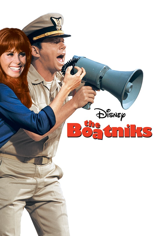 Disney | The Boatniks movie poster