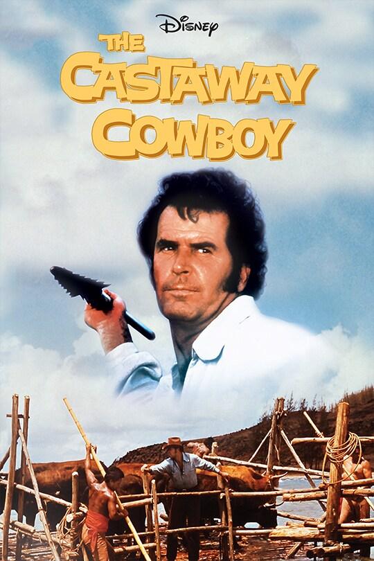 Disney | The Castaway Cowboy movie poster