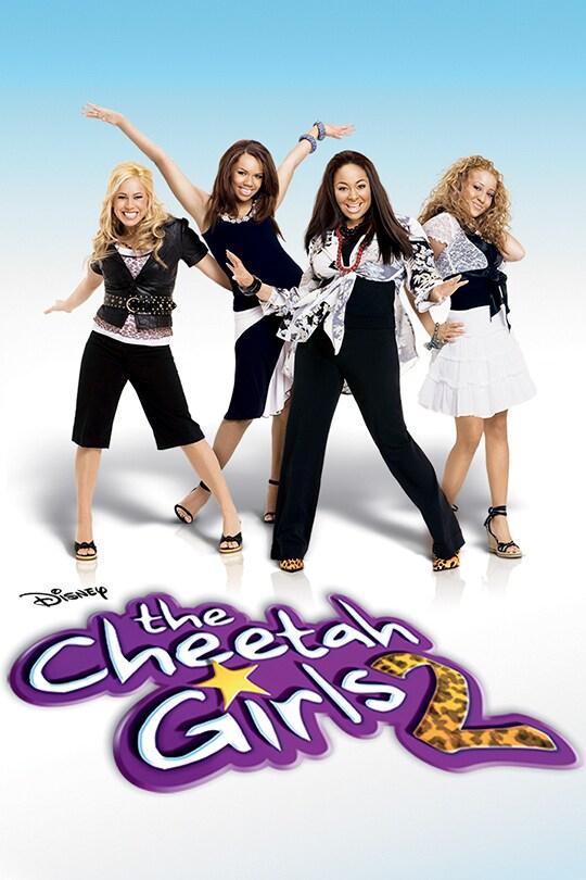 The Cheetah Girls 2 movie poster