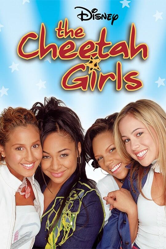 The Cheetah Girls movie poster