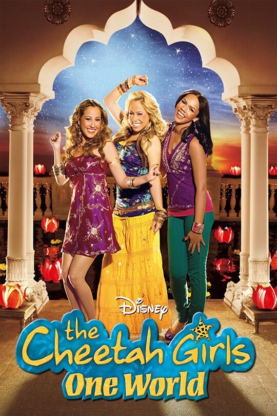 Disney | the Cheetah Girls: One World movie poster