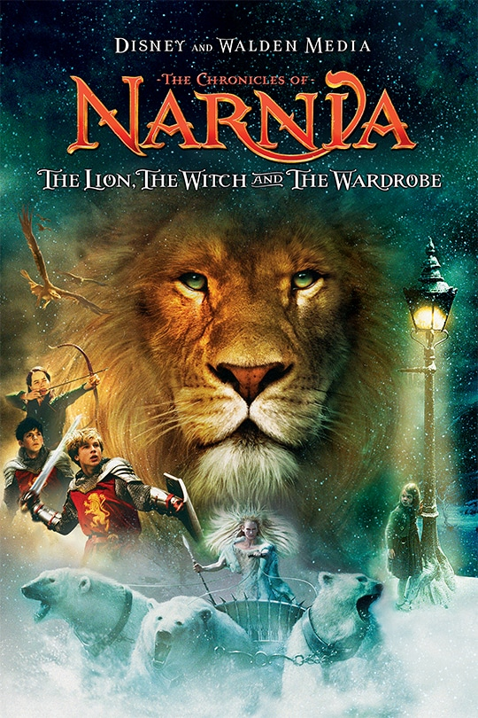 Disney and Walden Media | Chronicles of Narnia: The Lion, the Witch and the Wardrobe movie poster