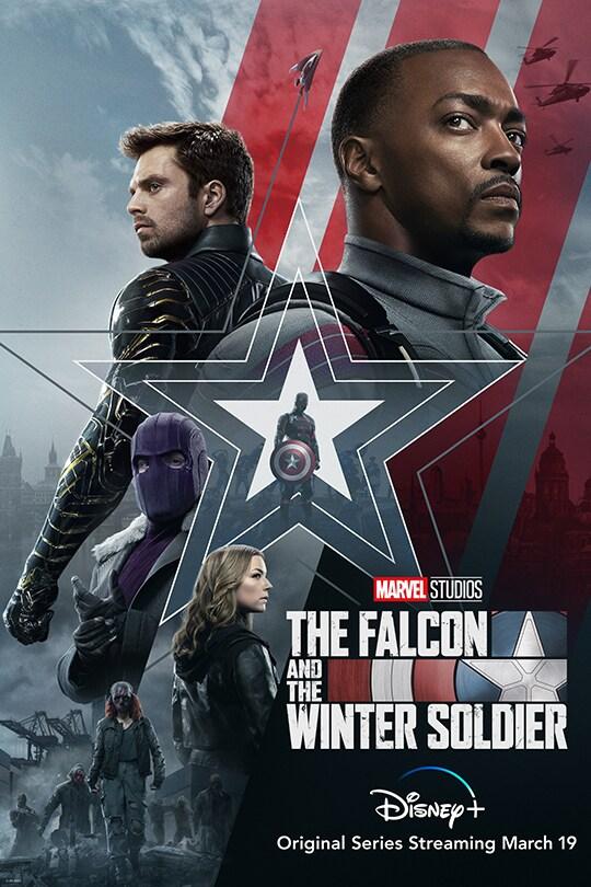 The Falcon and the Winter Soldier | Disney+ Originals