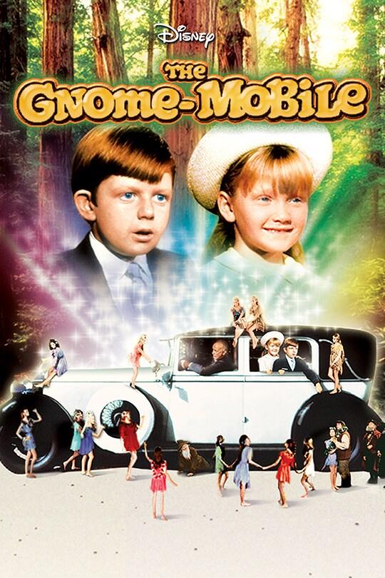 The Gnome-Mobile movie poster