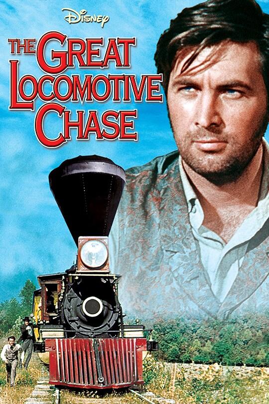 Disney | The Great Locomotive Chase