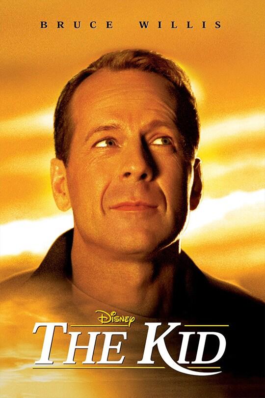 Bruce Willis | Disney | The Kid | movie poster