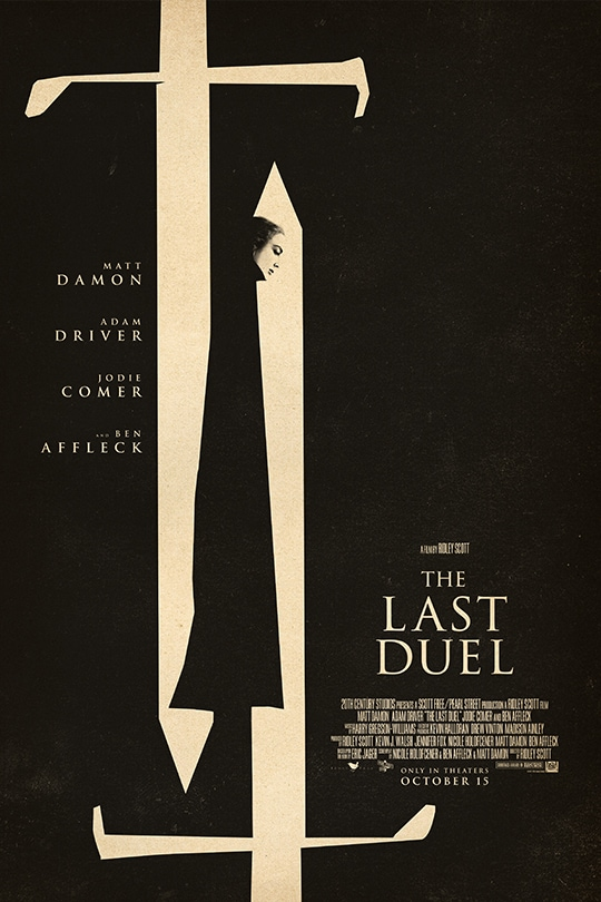 The Last Duel | movie poster