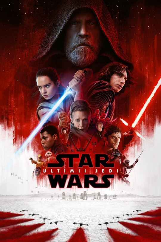 Star Wars: Ultimii Jedi