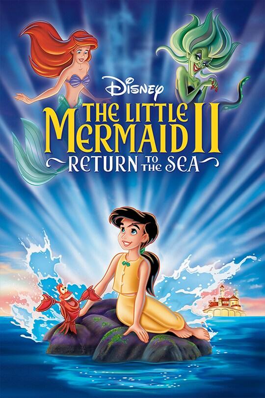 The Little Mermaid II: Return to the Sea Movie Poster