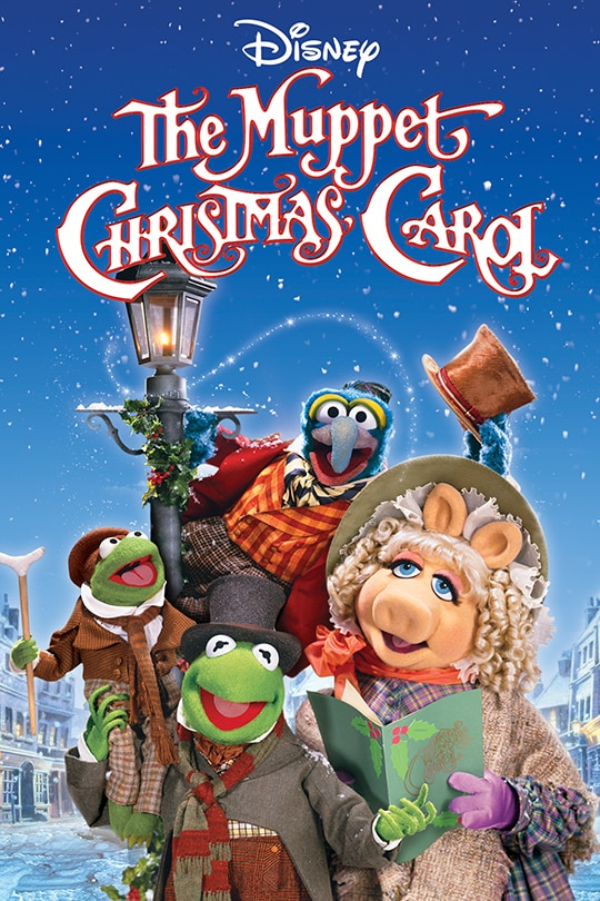Disney The Muppet Christmas Carol