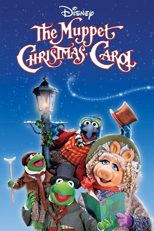Disney The Muppet Christmas Carol poster