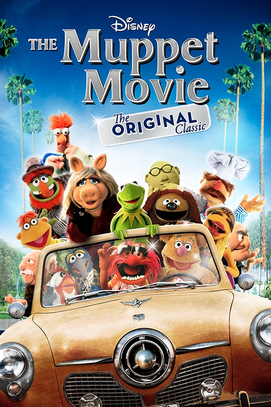 Disney The Muppets Movie - The Original Classic