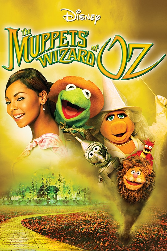 Disney The Muppets' Wizard of Oz