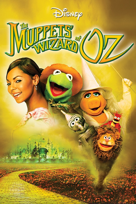 The Muppets' Wizard of Oz Movie Poster