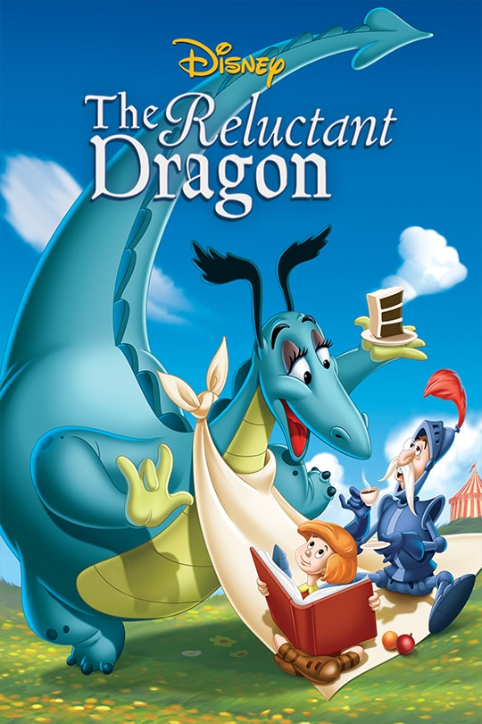 The Reluctant Dragon poster
