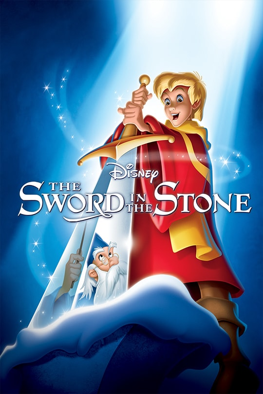 The Sword in the Stone movie poster