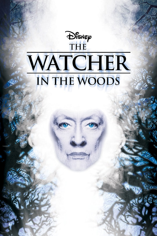 Disney The Watcher in the Woods movie poster