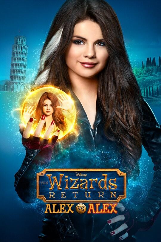 The Wizards Return: Alex vs. Alex movie poster