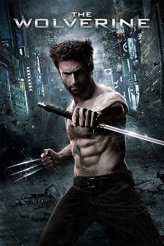 Marvel's The Wolverine poster