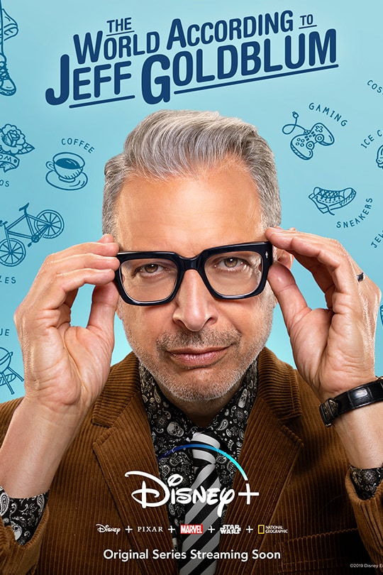The World According to Jeff Goldblum - poster image