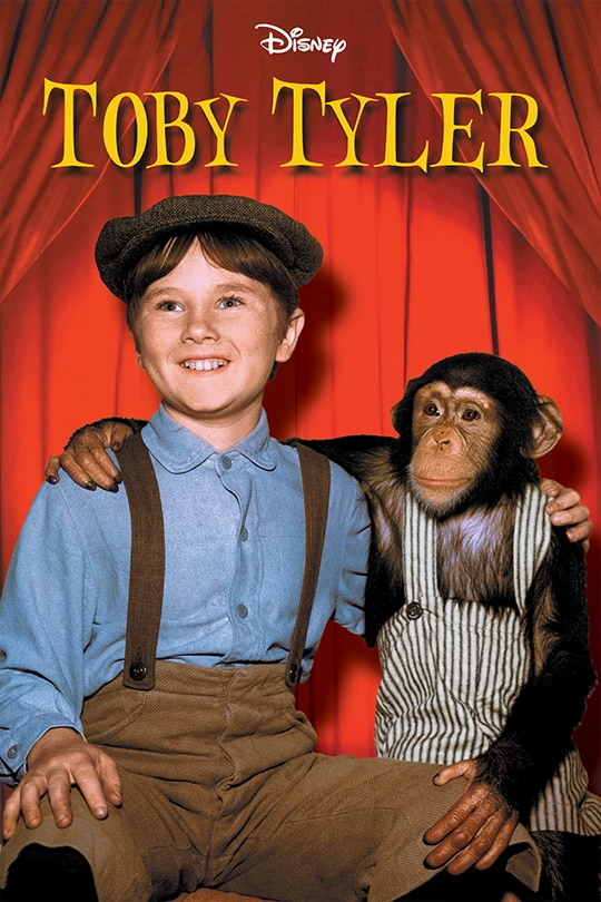 Toby Tyler movie poster