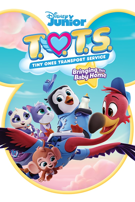 T.O.T.S.- Tiny Ones Transport Service movie poster