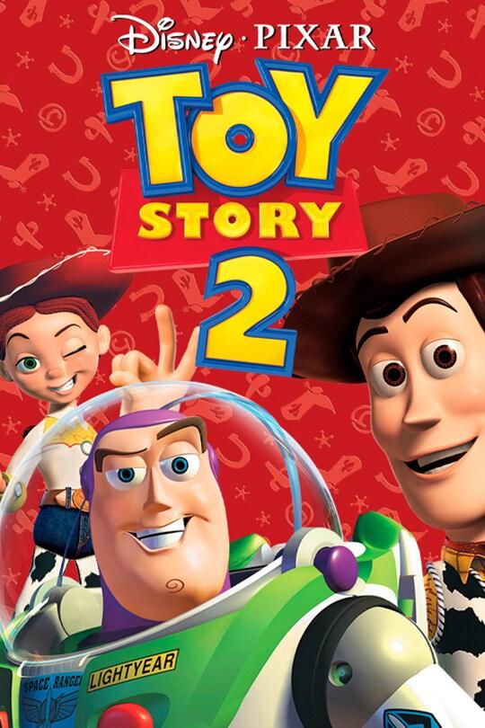 Disney-Pixar Toy Story 2 movie poster