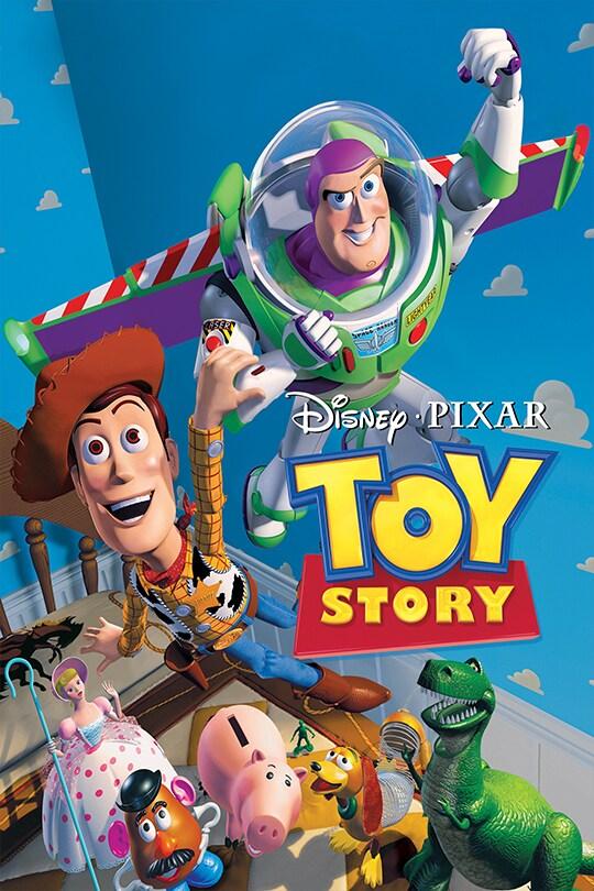 Disney-Pixar Toy Story movie poster